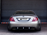 Prior-Design Mercedes-Benz CL-Klasse Black Edition (C216) 2012 wallpapers