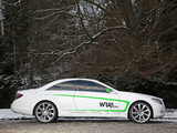 Wrap Works Mercedes-Benz CL 500 (C216) 2013 photos