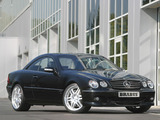 Photos of Brabus Mercedes-Benz CL-Klasse (C215) 2002–06