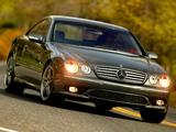 Photos of Mercedes-Benz CL 65 AMG US-spec (C215) 2003–06