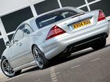 Photos of Mercedes-Benz CL 65 AMG UK-spec (C215) 2003–06