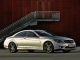 Photos of Mercedes-Benz CL 65 AMG (C216) 2007–10