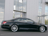 Photos of Brabus Mercedes-Benz CL 500 (C216) 2007–10