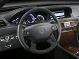 Photos of Brabus Mercedes-Benz CL 500 (C216) 2007–10
