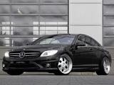 Photos of MAE Mercedes-Benz CL 500 (C216) 2011