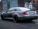 Photos of Prior-Design Mercedes-Benz CL-Klasse Black Edition (C216) 2012