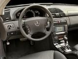 Pictures of Mercedes-Benz CL 65 AMG US-spec (C215) 2003–06