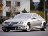 Pictures of FAB Design Mercedes-Benz CL 600 (C216) 2007
