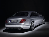 Pictures of Mercedes-Benz CL 65 AMG (C216) 2007–10