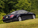 Pictures of Mercedes-Benz CL 550 4MATIC (C216) 2008–10
