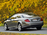 Pictures of Mercedes-Benz CL 550 4MATIC (C216) 2010