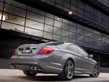 Pictures of Mercedes-Benz CL 63 AMG AU-spec (C216) 2010