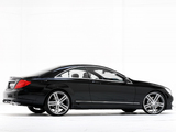 Pictures of Brabus Mercedes-Benz CL 500 4MATIC (C216) 2011