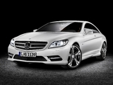 Pictures of Mercedes-Benz CL 500 4MATIC Grand Edition (C216) 2012