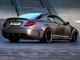Pictures of Prior-Design Mercedes-Benz CL-Klasse Black Edition (C216) 2012