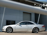 Mercedes-Benz CL 65 AMG UK-spec (C215) 2003–06 wallpapers