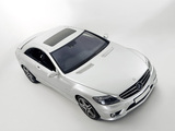 Mercedes-Benz CL 63 AMG UK-spec (C216) 2007–10 wallpapers