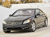 Mercedes-Benz CL 550 4MATIC (C216) 2010 wallpapers