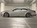 VÄTH Mercedes-Benz CL 65 AMG (C216) 2011 wallpapers
