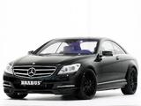 Brabus Mercedes-Benz CL 500 4MATIC (C216) 2011 wallpapers