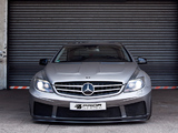 Prior-Design Mercedes-Benz CL-Klasse Black Edition (C216) 2012 wallpapers