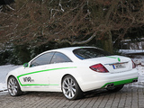 Wrap Works Mercedes-Benz CL 500 (C216) 2013 wallpapers