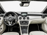 Images of Mercedes-Benz CLA 220 CDI (C117) 2013