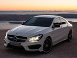 Images of Mercedes-Benz CLA 45 AMG (C117) 2013