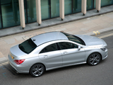 Images of Mercedes-Benz CLA 180 UK-spec (C117) 2013