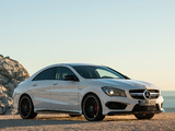 Mercedes-Benz CLA 45 AMG (C117) 2013 images