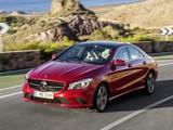 Mercedes-Benz CLA 220 CDI (C117) 2013 photos