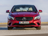 Mercedes-Benz CLA 220 CDI (C117) 2013 photos