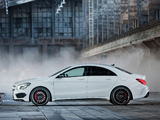 Mercedes-Benz CLA 45 AMG (C117) 2013 photos