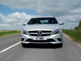 Mercedes-Benz CLA 180 UK-spec (C117) 2013 photos