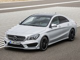 Mercedes-Benz CLA 250 AMG Sports Package Edition 1 (C117) 2013 pictures