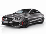 Mercedes-Benz CLA 45 AMG Edition 1 (C117) 2013 pictures