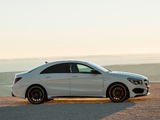 Mercedes-Benz CLA 45 AMG (C117) 2013 pictures