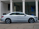 Mercedes-Benz CLA 180 UK-spec (C117) 2013 wallpapers