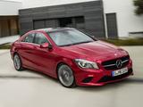 Photos of Mercedes-Benz CLA 220 CDI (C117) 2013
