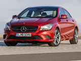 Photos of Mercedes-Benz CLA 220 CDI (C117) 2013