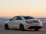 Photos of Mercedes-Benz CLA 45 AMG (C117) 2013