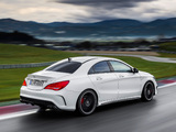 Pictures of Mercedes-Benz CLA 45 AMG (C117) 2013