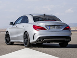 Mercedes-Benz CLA 250 AMG Sports Package Edition 1 (C117) 2013 wallpapers