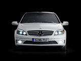 Images of Mercedes-Benz CLC 220 CDI 2008–10