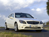 Mercedes-Benz CLC 220 CDI 2008–10 images