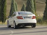 Mercedes-Benz CLC 220 CDI 2008–10 images