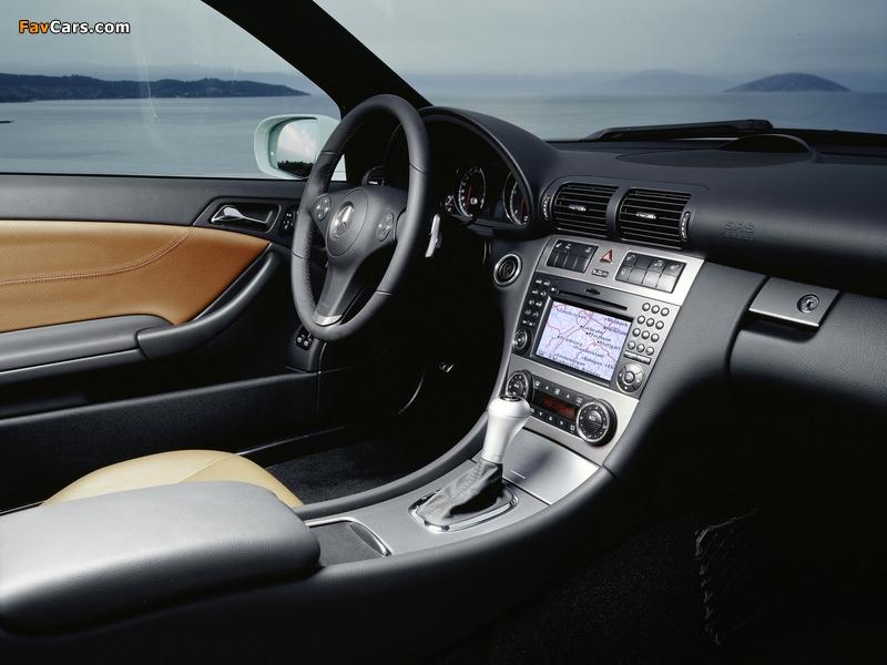 Mercedes-Benz CLC 220 CDI 2008–10 images (800 x 600)