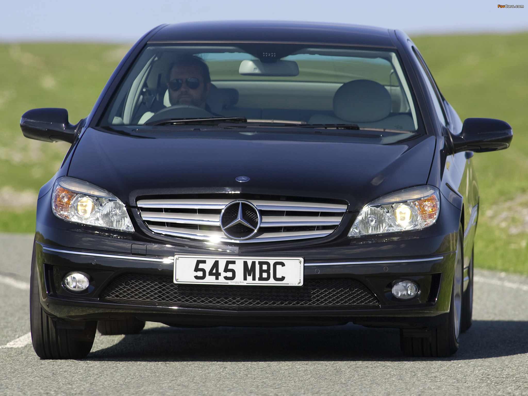 Mercedes-Benz CLC 220 CDI UK-spec 2008–10 photos (2048 x 1536)