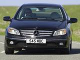 Mercedes-Benz CLC 220 CDI UK-spec 2008–10 photos