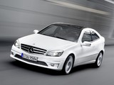 Mercedes-Benz CLC 220 CDI 2008–10 photos